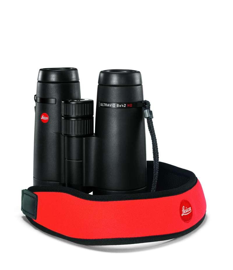 Binocular Carrying Strap Juicy Orange
