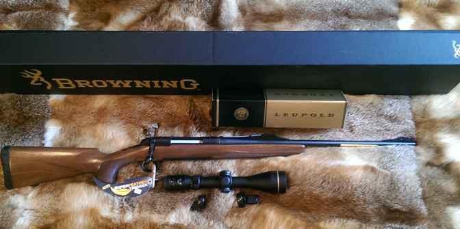 Browning X Bolt, neueste Fertigung !!! (neu)