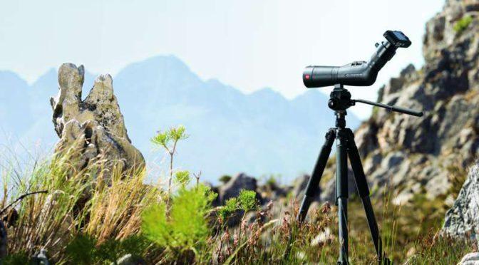 Leica Spective und Stative