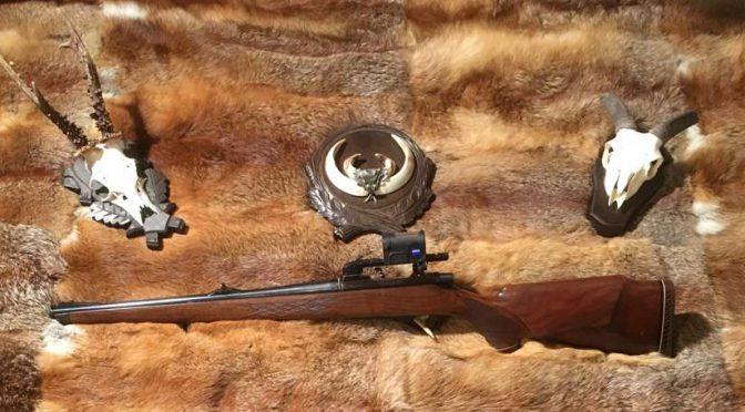 Remington Mohawk 600