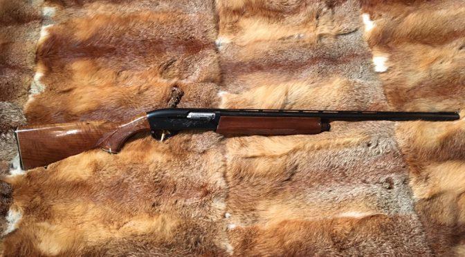 Remington Selbstladeflinte Mod. 1100