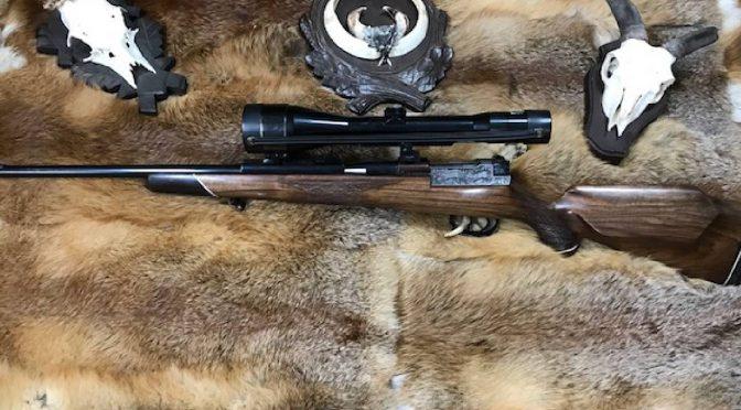 Mauser 66S Diplomat