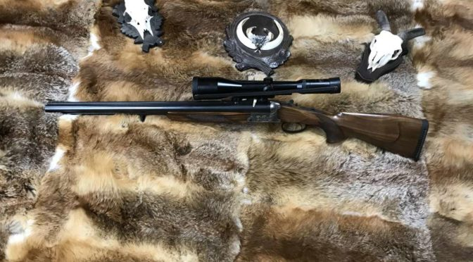 Drilling Krieghoff Plus