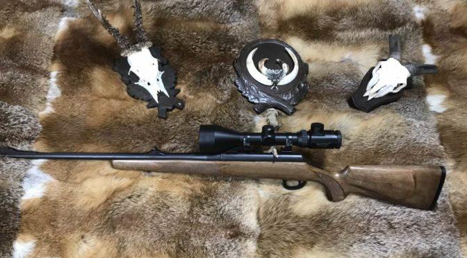 Mauser Oberndorf Mod. M96